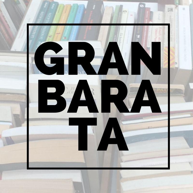 Gran barata de libros usados, la libre